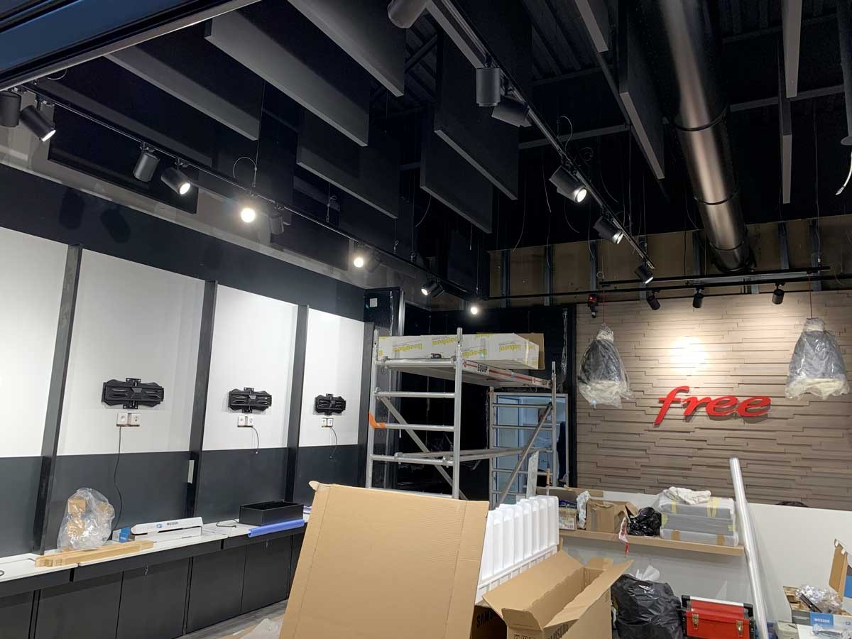 renovation magasin free nice